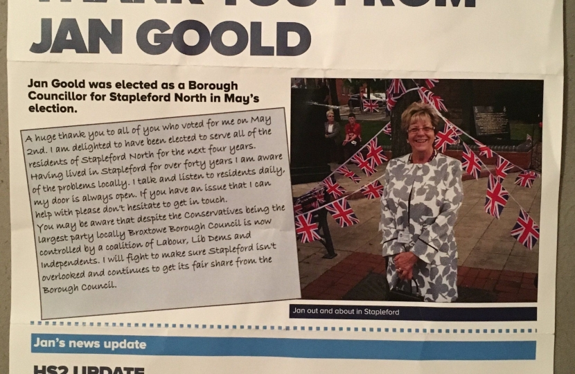 Darren Henry with Jan Goould Intouch page 1 Broxtowe Constituency