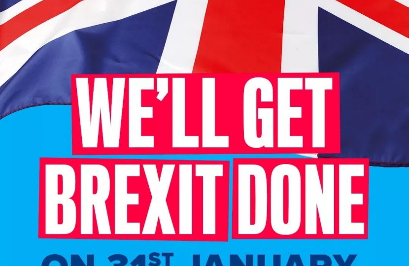 We will get Brexit Done